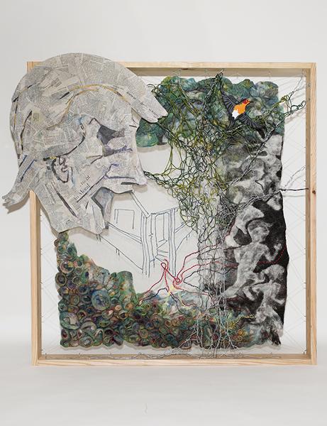 ATELIER Barbara Füreder - Selfish Giant